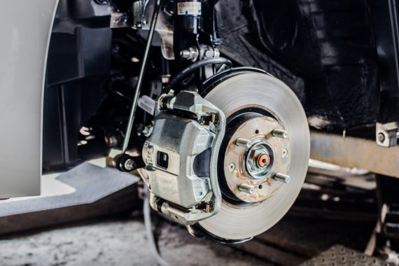 Brake pads and disks