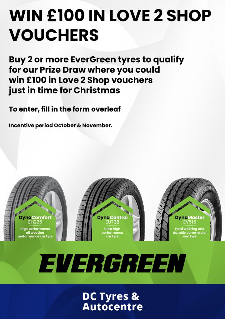 Evergreen Tyres